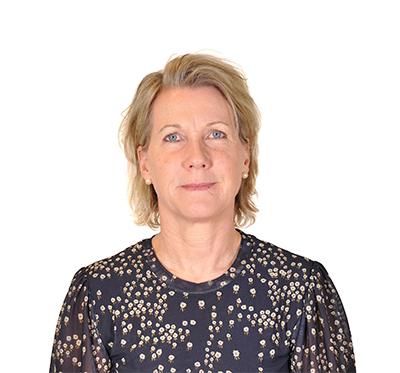 porträttbild på Eva Ottosson.