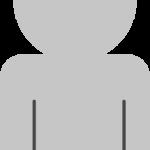 placeholderbild på person.