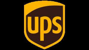 UPS logotype.